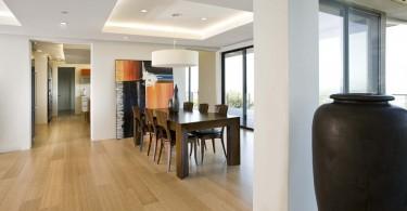 Ниша как компонент объёмного дизайна потолка