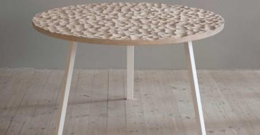Необычный стол Umami от Sofia Almqvist