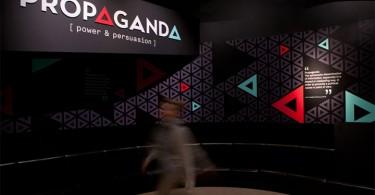 Propaganda: оригинальная мультимедийная экспозиция с социально-политическим уклоном