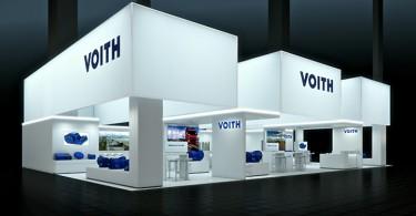 Выставочный павильон VOITH