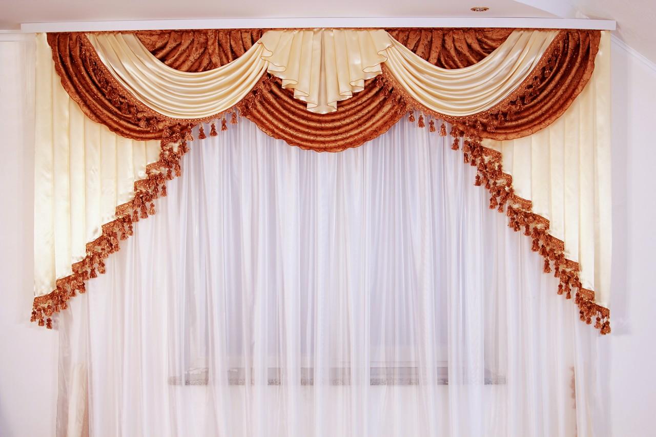 как-то ламбрекен фото для зала подробно