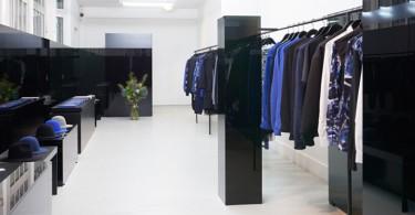 Тонкость стиля внутреннего убранства и грамотные дизайнерские акценты в образе магазина Études Studio store N°0