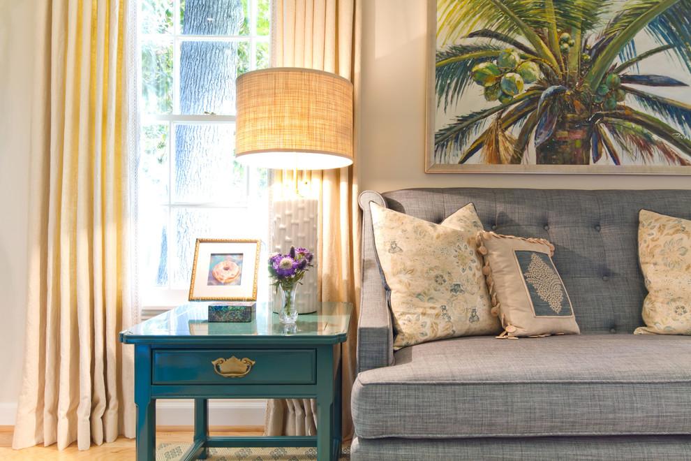 Предметы мебели в стиле ретро
