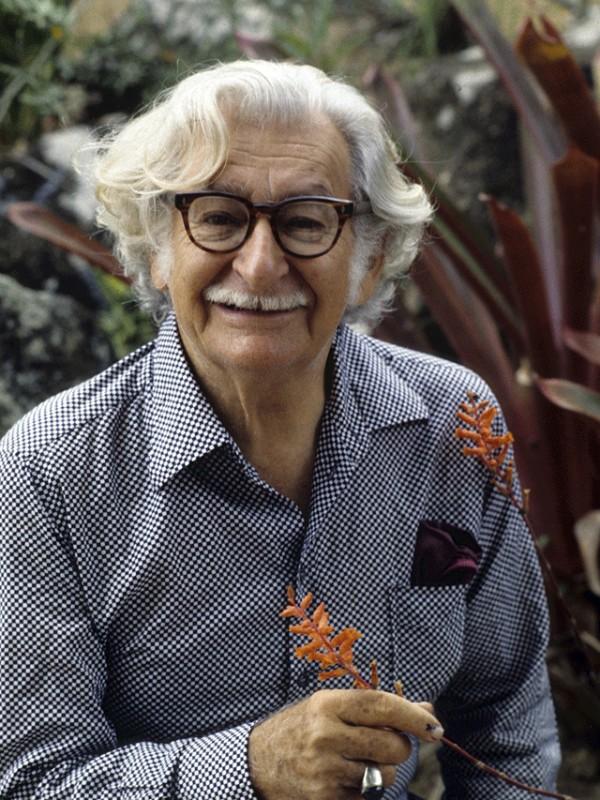 Архитектор Роберто Бурле-Маркс