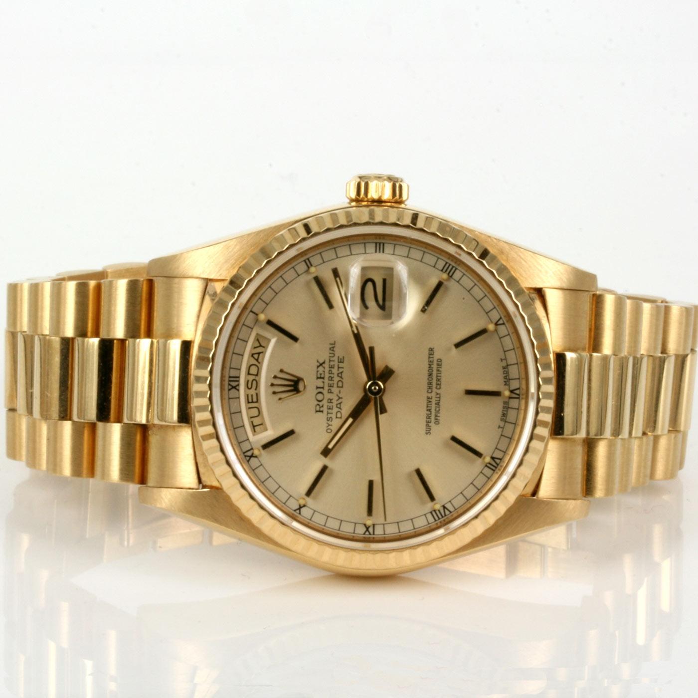 Мужские часы Day Date Presidential от Rolex