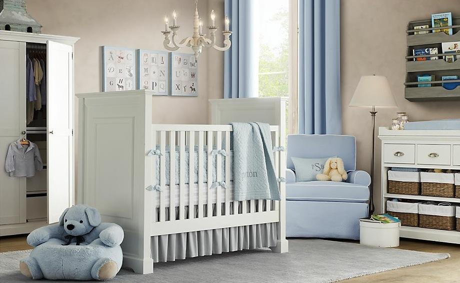 Чудо рождения или живое преображение комнаты для вашего малыша