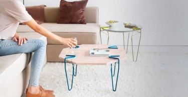 Создайте свою собственную мебель с помощью SNAP-подставок от Be-elastic