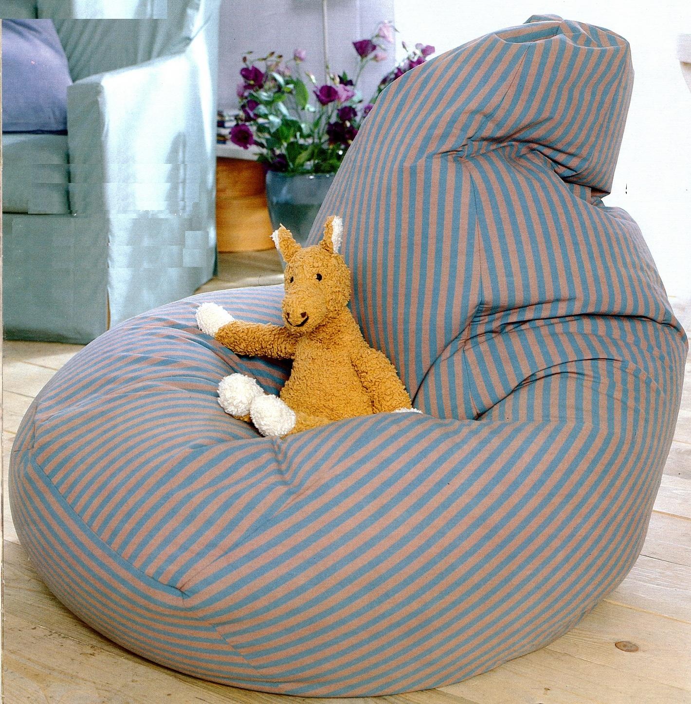 Кресло-подушка своими руками