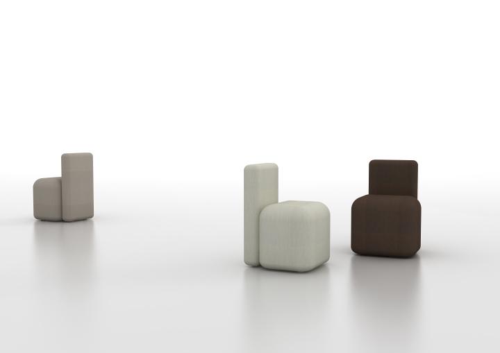 Восхитительные кресла Season от Piero Lissoni