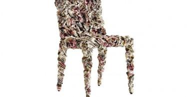 Очаровательное и эффектное кресло Sharpei от Массимилиано Адами