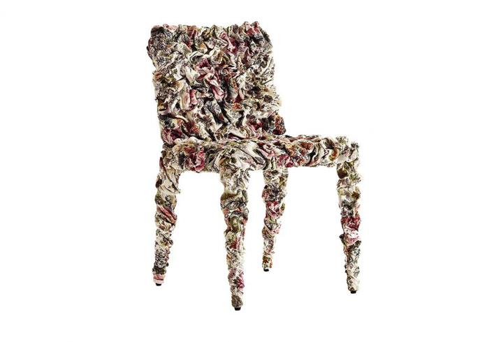 Кресло Sharpei от Массимилиано Адами