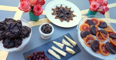 Шоколадная феерия в честь праздника души