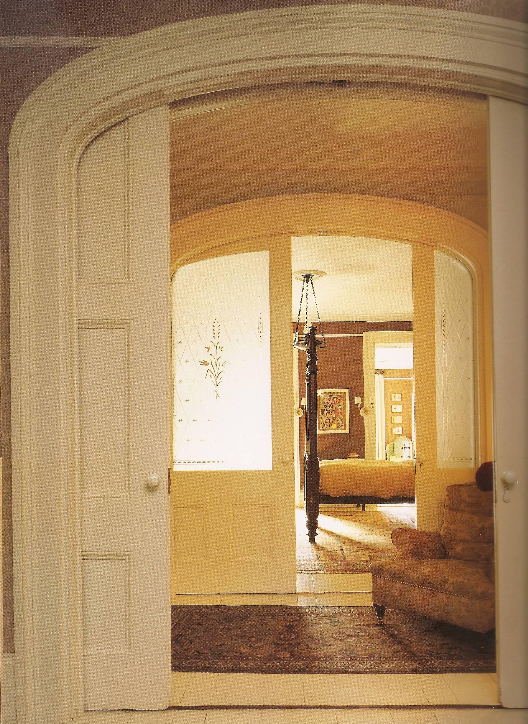 Большие раздвижные двери