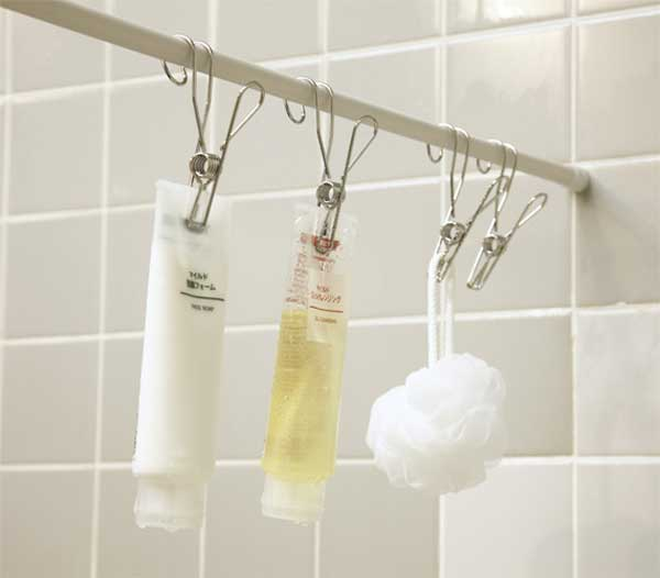 Держатель для ванных принадлежностей