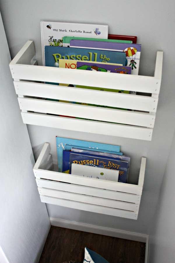 Ящики для хранения журналов