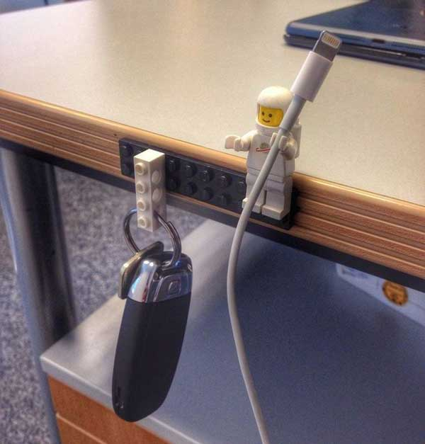 Удобное хранение ключей