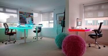 Креативный стол из коллекции TableAir