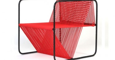 Креативный стул от Матиаса Руиса