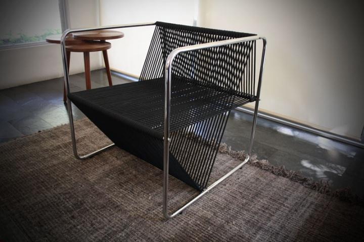Необычный стул от Матиаса Руиса