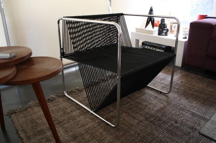 Восхитительный стул от Матиаса Руиса