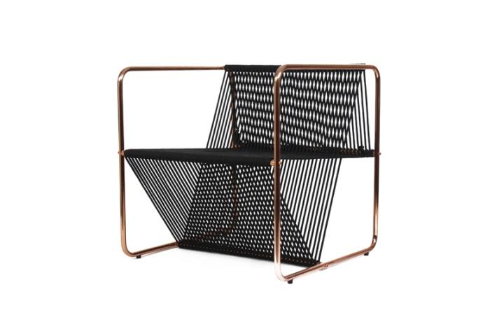 Роскошный стул от Матиаса Руиса