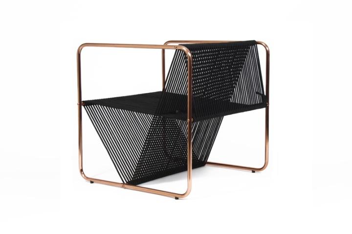Шикарный стул от Матиаса Руиса