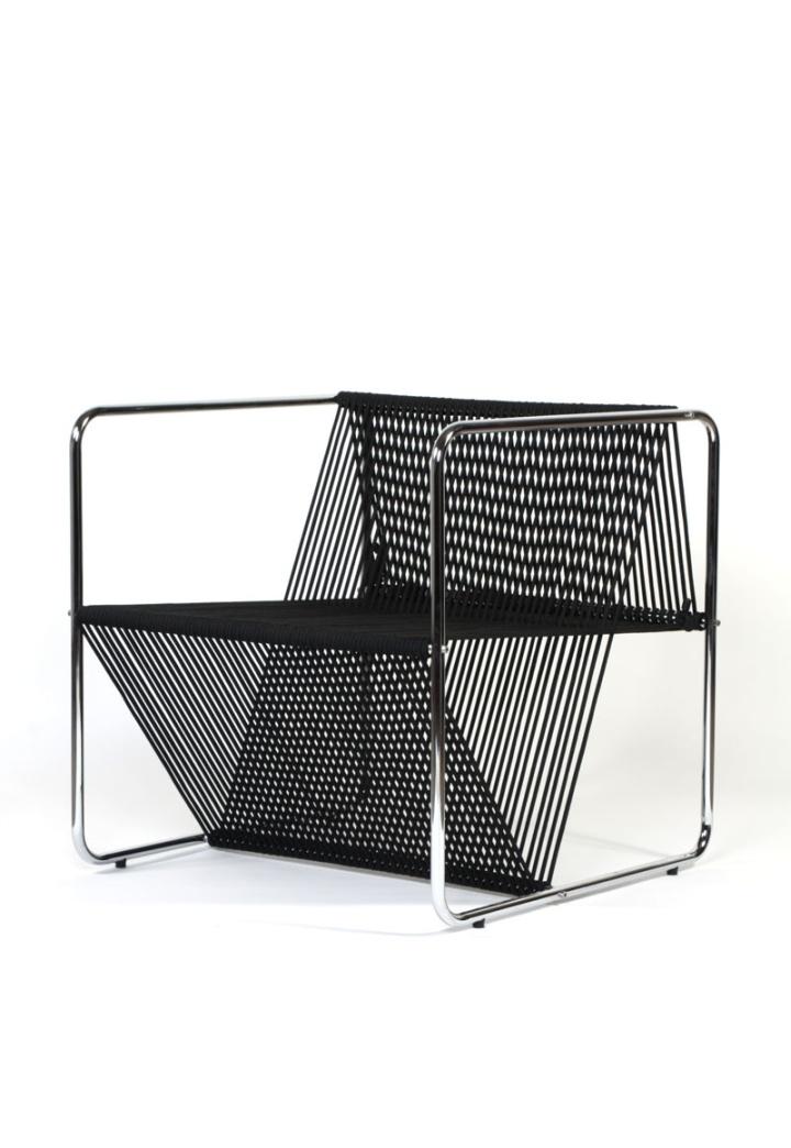 Головокружительный стул от Матиаса Руиса