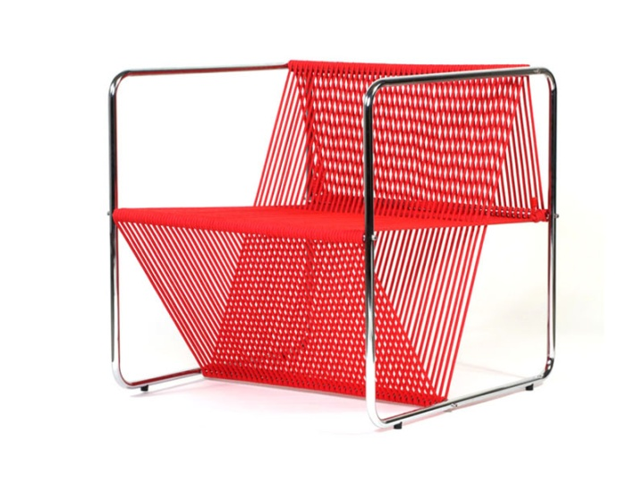 Современный стул от Матиаса Руиса