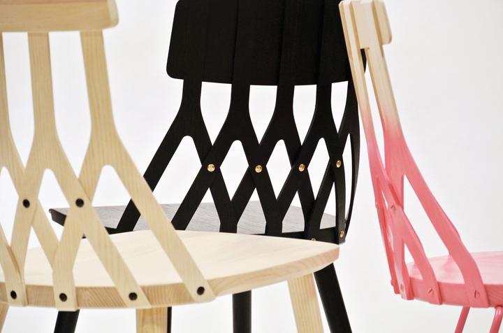 Чудесные стулья от Sami Kallio