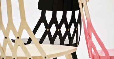 Яркие стулья от Sami Kallio