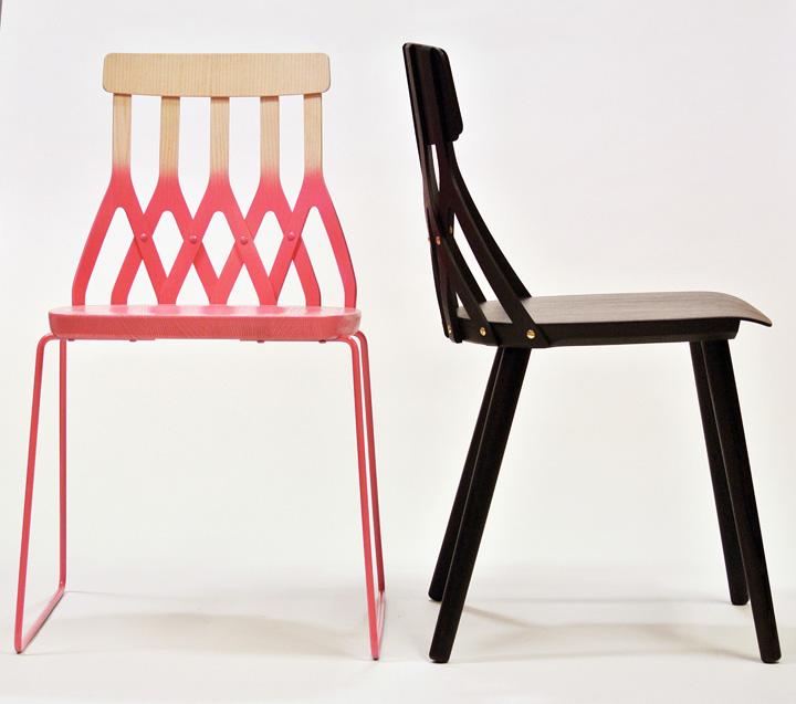 Превосходные стулья от Sami Kallio
