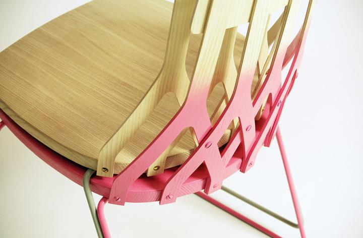 Первоклассные стулья от Sami Kallio