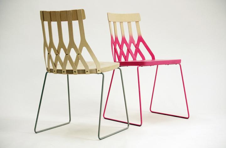 Прекрасные стулья от Sami Kallio