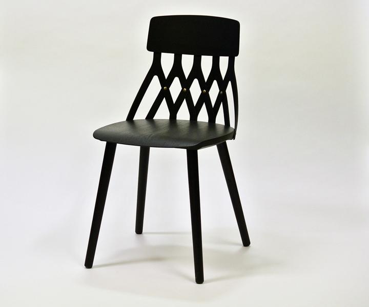 Красивый стул от Sami Kallio