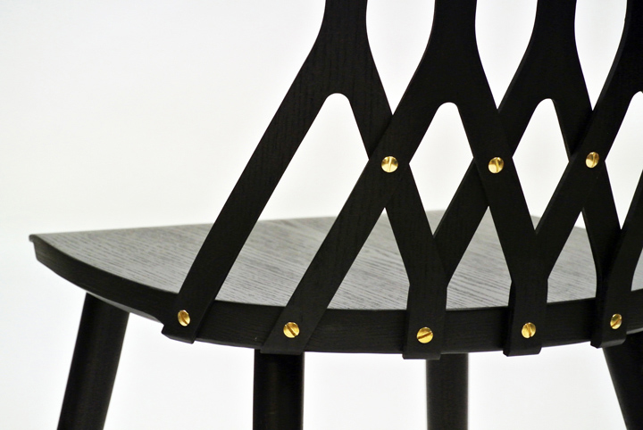 Роскошный стул от Sami Kallio