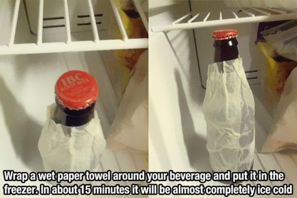 Бумажная упаковка для напитка