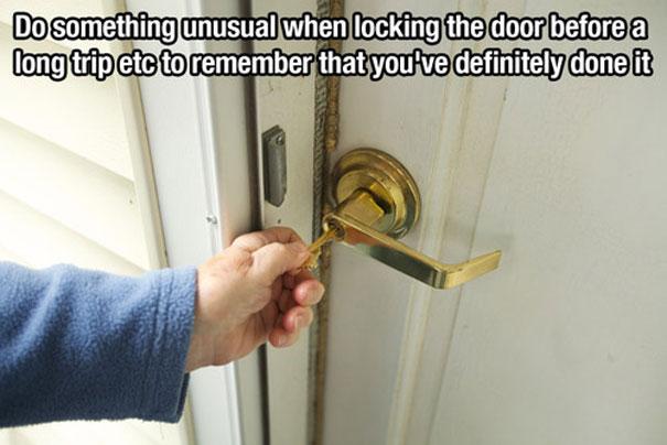 Золотой ключик от двери