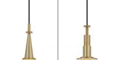 Подвесной светильник Cog от Тома Диксена