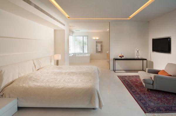 Уникальная светодиодная подсветка потолка
