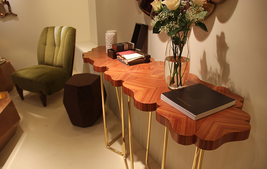 Table lamp from wood from Joana Santos Barbosa, Portugal