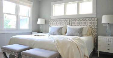 Центр притяжения – кровать