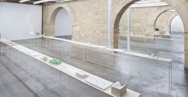 Яркая выставка Junya Ishigami