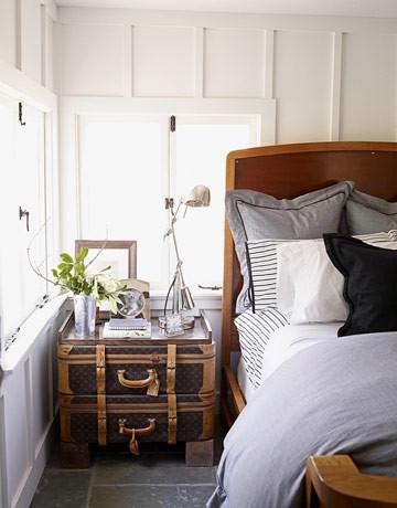 Оформление спальни в американском стиле
