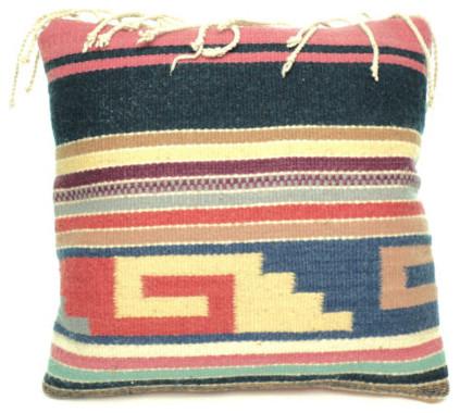 Чехол на подушке в мексиканском стиле