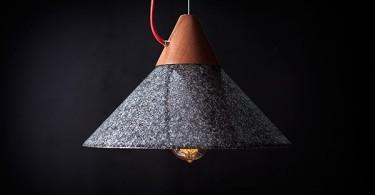 Гранитные светильники из каменного века
