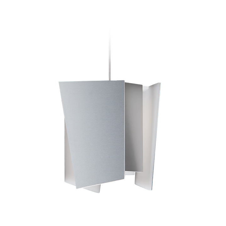 Металлический флакон светильника Levis от Cerno