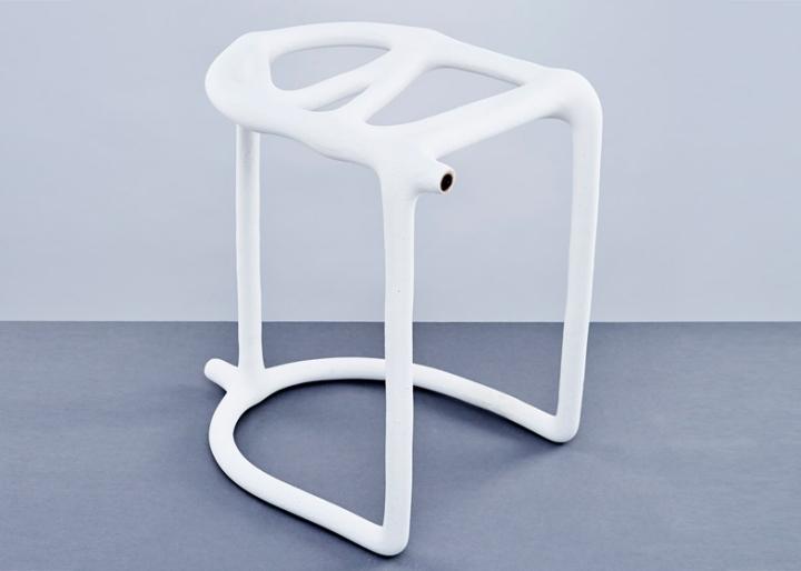 Белый каркас от Studio Ilio