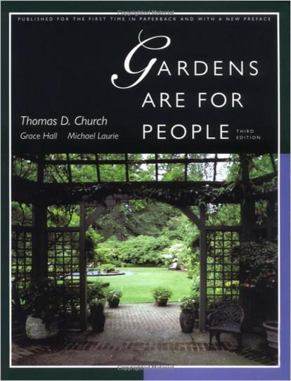 Прекрасный декоративный сад Donnell в Сономе от Томаса Долливера
