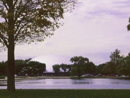 Кампус технического центра General Motors Technical от Томаса Долливера