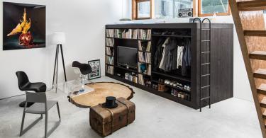 Комплект для гостиной Cube Furniture System 8